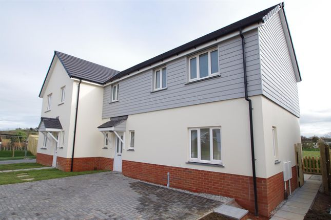 Thumbnail Semi-detached house for sale in Park View, Velator, Braunton