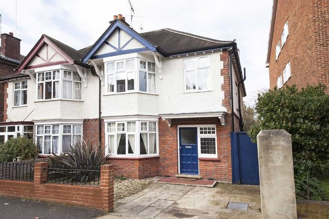 Thumbnail Semi-detached house for sale in Adelaide Road, Surbiton