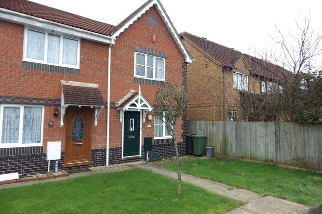 2 bed semi-detached house for sale in Harvest Close, Bradley Stoke, Bristol