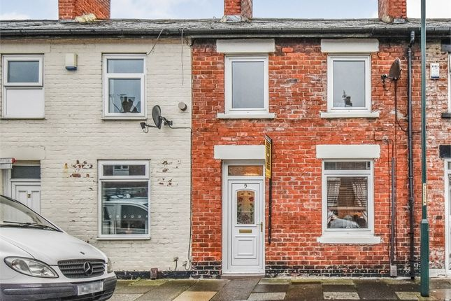 Thumbnail 2 bed terraced house for sale in Madras Street, South Shields, Tyne And Wear