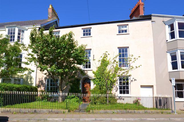 Thumbnail Town house for sale in Hill Street, Haverfordwest