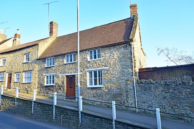 Thumbnail End terrace house for sale in Greenhill, Sherborne