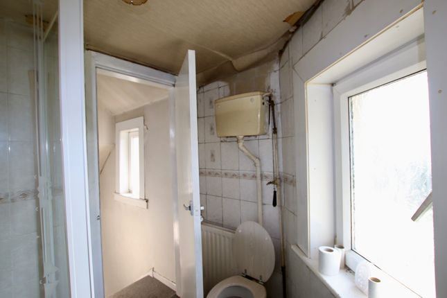 Shower Room of Aitchison Street, Airdrie ML6