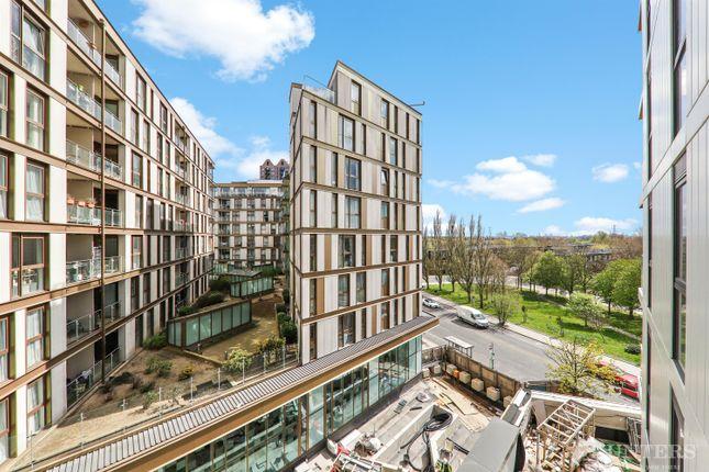 Studio to rent in Hale Works Apartments, Daneland Walk, London N17