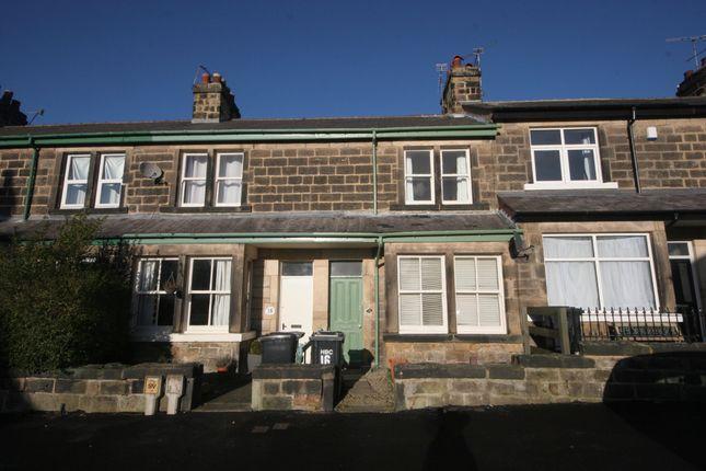 Thumbnail Terraced house to rent in Bilton Drive, Harrogate