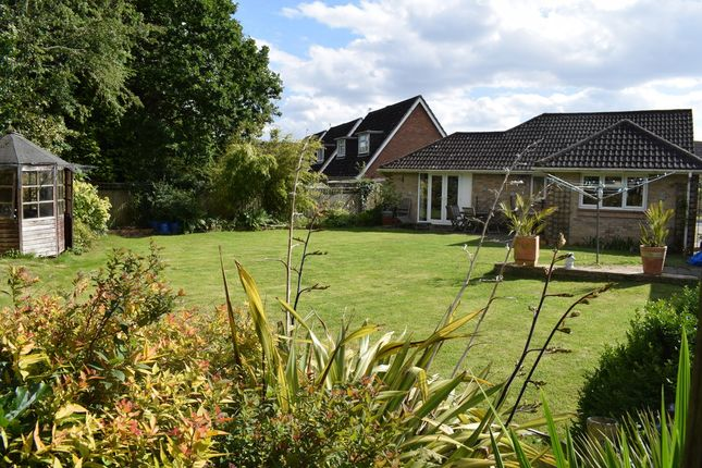 Thumbnail Detached bungalow for sale in Greens Close, Bishopstoke, Eastleigh