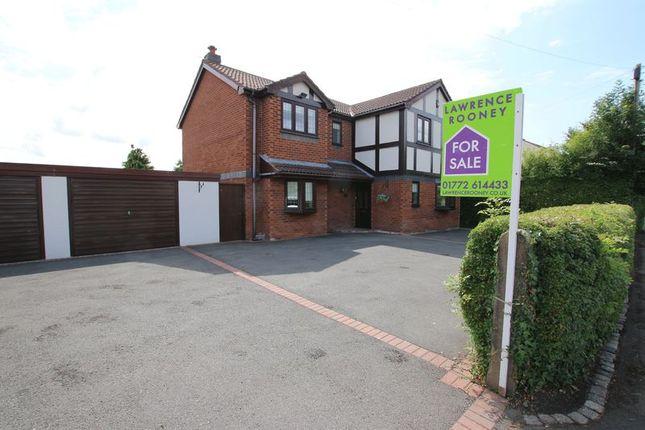 Thumbnail Detached house for sale in Chapel Lane, Longton, Preston