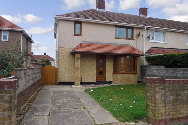Thumbnail Property to rent in Cae Morfa Road, Sandfields, Port Talbot