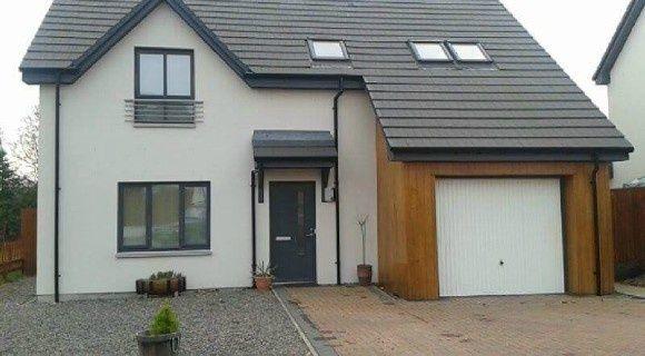 Thumbnail Detached house to rent in Culzean Road, Elgin