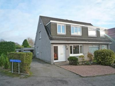 Thumbnail Semi-detached house to rent in Leddach Place, Skene, Westhill