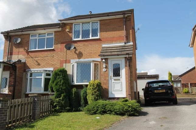 Thumbnail Semi-detached house to rent in Wareham Grove, Dodworth, Barnsley