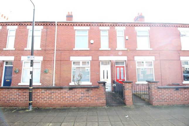 Thumbnail Terraced house to rent in Nansen Street, Stretford, Manchester