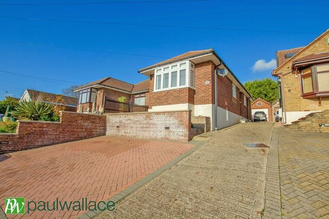Thumbnail Semi-detached bungalow for sale in Shooters Drive, Nazeing, Waltham Abbey