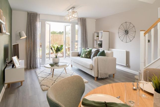 "2 bedroom end terrace house for sale in ""Tiverton"" at Butt Lane, Thornbury, Bristol"