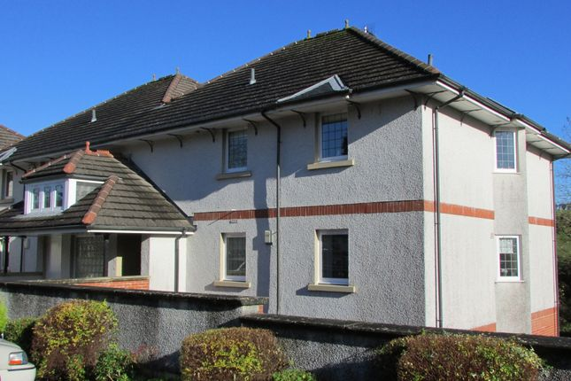 Thumbnail Flat for sale in 1 D Waterfoot Bank, Glasgow Road, Eaglesham, Glasgow