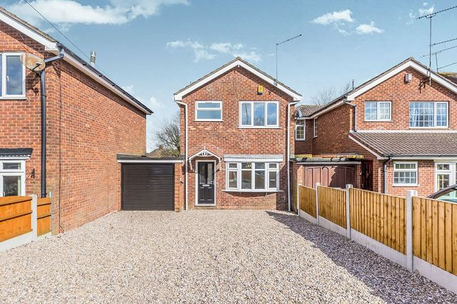 Thumbnail Detached house to rent in Uttoxeter Road, Longton, Stoke-On-Trent