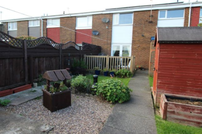 Thumbnail Terraced house for sale in Westfields, Stanley