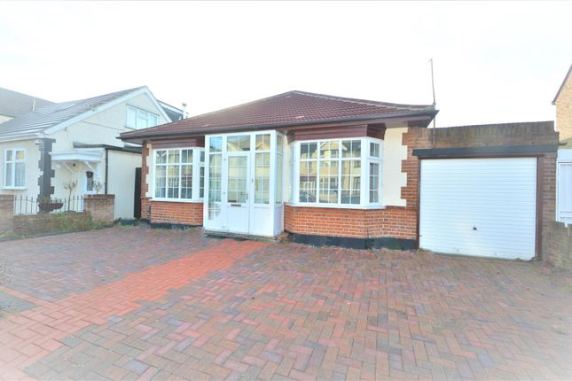 Thumbnail Detached bungalow for sale in Westward Road, London