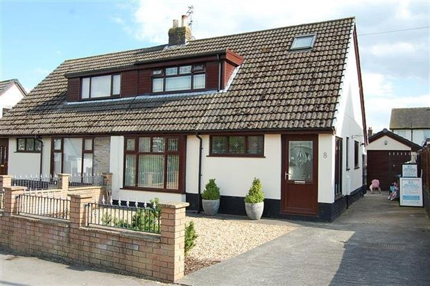Thumbnail Bungalow to rent in Barrows Lane East, Great Eccleston, Preston