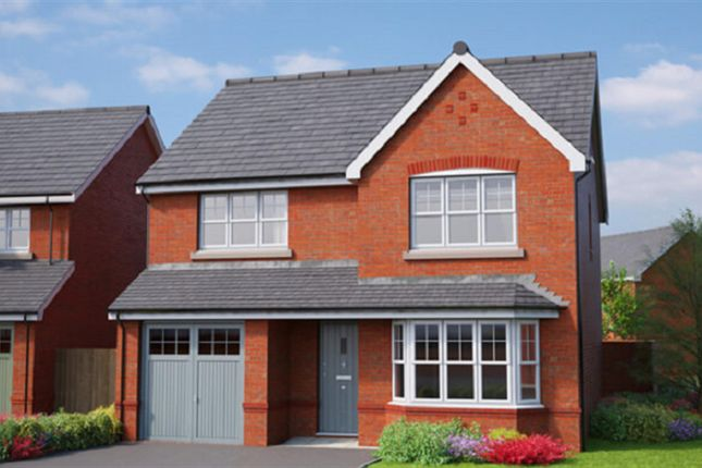 Thumbnail Detached house for sale in The Wentworth, Erddig Place, Wrexham