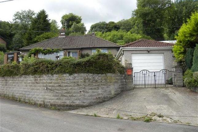 Thumbnail Bungalow to rent in Tir-Y-Cwm Lane, Risca, Newport