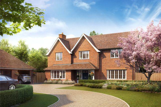 5 bedroom detached house for sale in Crown Gardens, Crown Lane, Farnham Royal, Slough