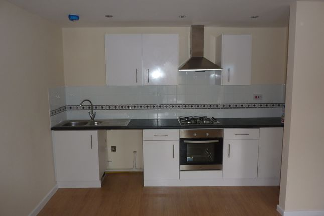 Thumbnail Flat to rent in Station Terrace, Caerphilly