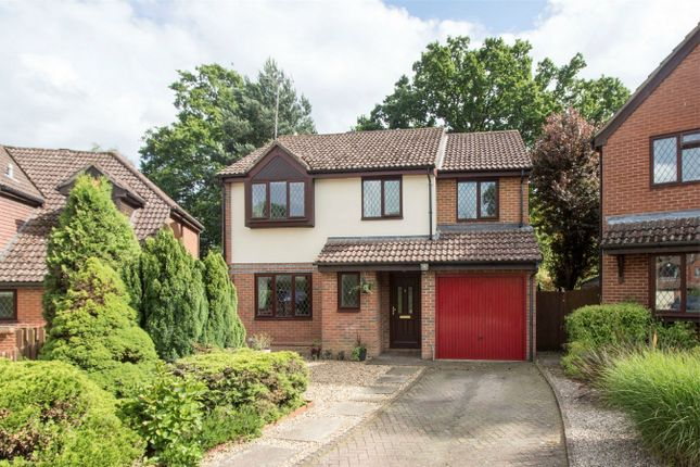 Thumbnail Detached house for sale in Hanover Drive, Fleet
