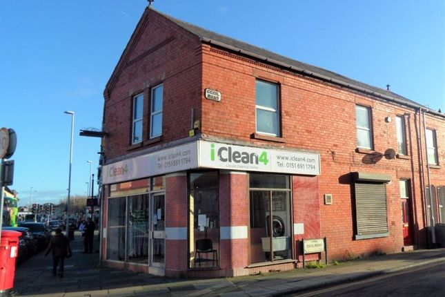 Thumbnail Commercial property for sale in Wallasey Road, Wallasey