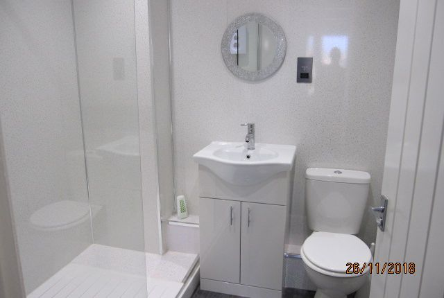 Shower Room of Swan Copse, Yardley, Birmingham B25
