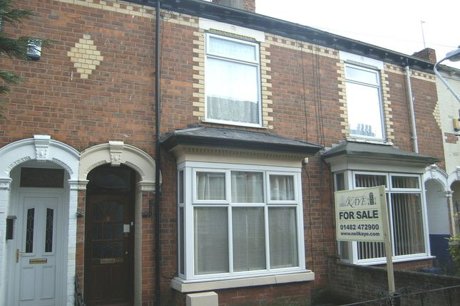 Thumbnail Terraced house for sale in Lynwood Grove, Goddard Avenue, Hull