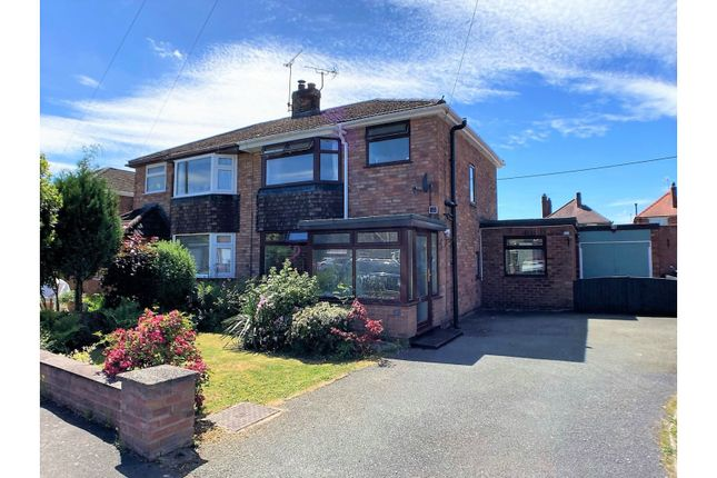 3 bed semi-detached house for sale in Maes Y Waun, Chirk LL14