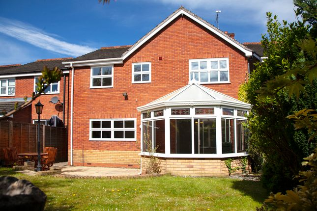 4 bed detached house for sale in Belfry Drive, Wollaston, Stourbridge