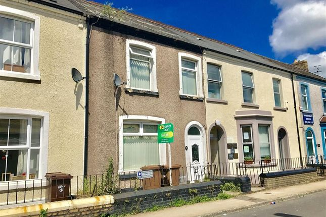 Thumbnail Property to rent in Station Terrace, Caerphilly