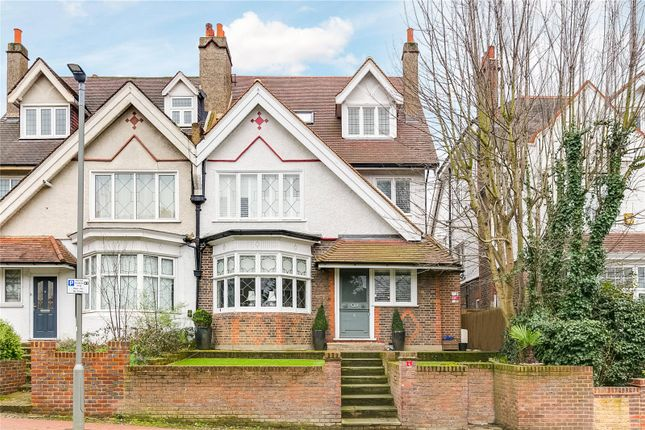 Exterior of Rodway Road, Putney, London SW15