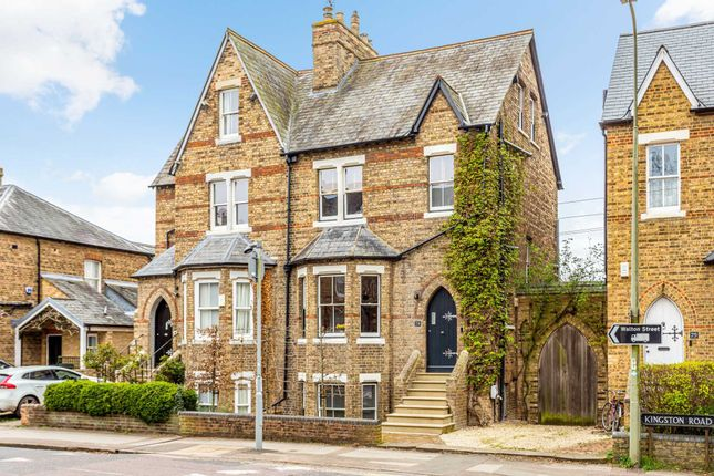 Thumbnail Semi-detached house for sale in Kingston Road, Central North Oxford