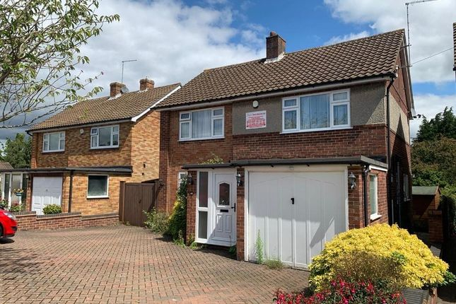 Thumbnail Detached house to rent in Shelley Road, High Wycombe