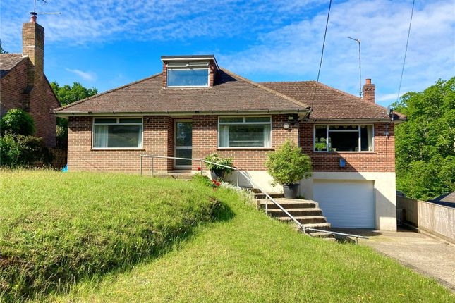 Thumbnail Bungalow for sale in Blandford Road, Corfe Mullen, Wimborne