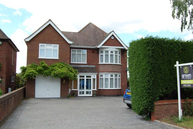 Thumbnail Detached house for sale in Dosthill Road, Two Gates, Tamworth