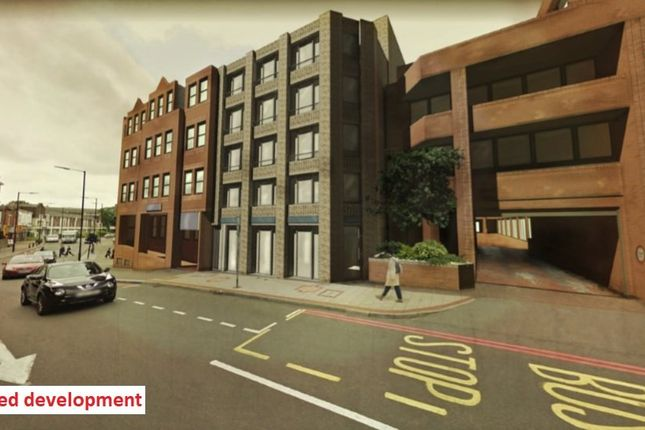 Thumbnail Land for sale in 3 - 9 Carshalton Road, Sutton