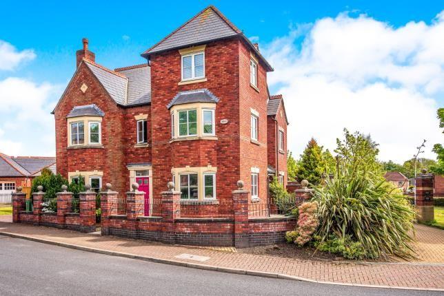 Thumbnail Detached house for sale in Ladybank Avenue, Fulwood, Preston, Lancashire