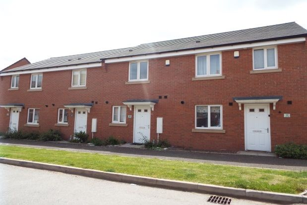 Thumbnail Property to rent in Anglian Way, Stoke