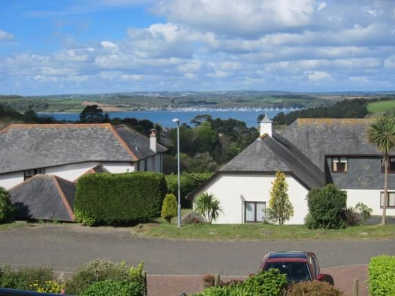 View To Mylor of St. Just In Roseland, Truro, Cornwall TR2