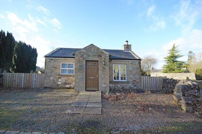 Thumbnail Detached house for sale in Falstone, Hexham