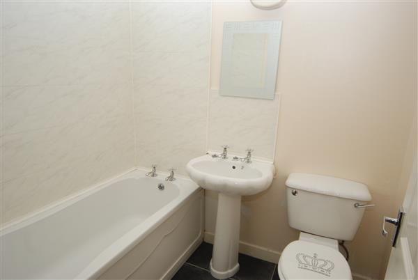Bathroom: of Glasgow Street, Ardrossan KA22