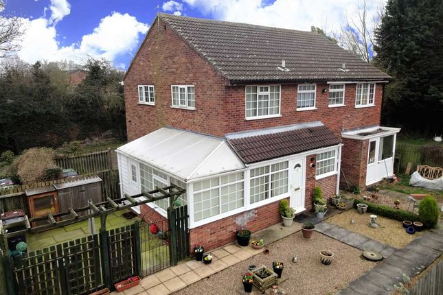 Thumbnail Semi-detached house for sale in Neile Close, Lincoln