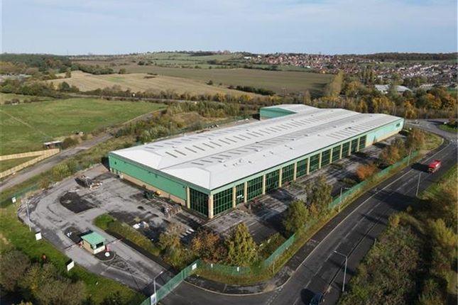 Thumbnail Warehouse for sale in Barnsley 110, Park Springs Industrial Estate, Ferrymoor Lane, Barnsley, Yorkshire, UK