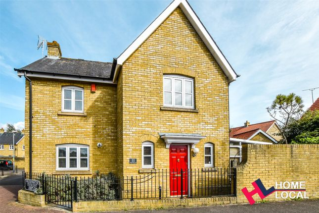 Thumbnail Country house for sale in Hall Road, Heybridge, Maldon, Essex