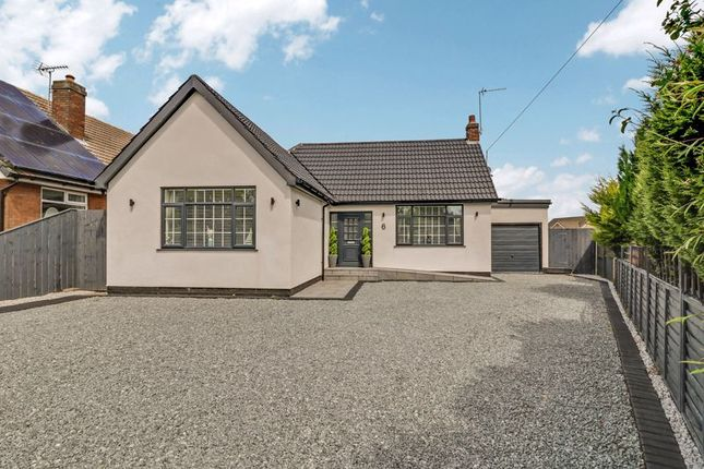 Thumbnail Detached bungalow for sale in Cock Pit Close, Kirk Ella, Hull