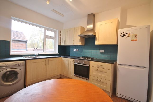 Thumbnail Flat for sale in Westleigh Road, Leicester